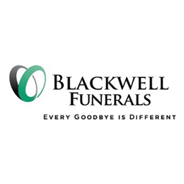 Blackwell Funerals<br/><br/>Making our Walk for Love even better through their event sponsorship since 2011.
