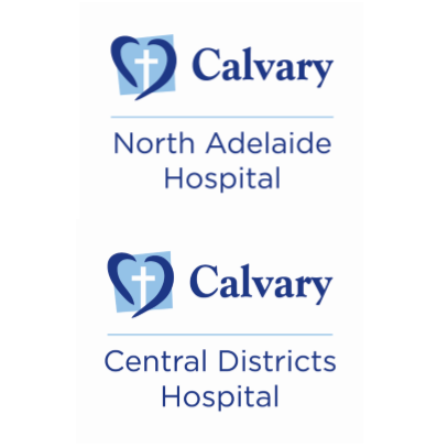 Calvary North Adelaide Hospital and Calvary Central Districts Hospital<br/><br/>Chip in for Mary Potter joint Hole Sponsors since 2018.