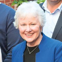 The Mary Potter Foundation Patron, Jenny Hurley
