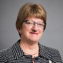 The Mary Potter Foundation board member, Sr Anne Sheridan
